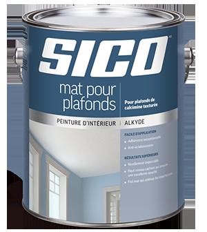 SICO – Mat pour plafond Alkyde