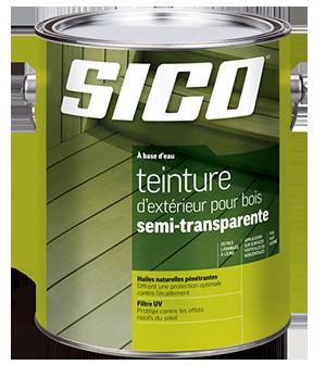 SICO – Teinture semi-transparente