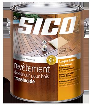 SICO – Revêtement d'extérieur