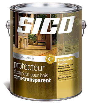 SICO – Protecteur semi-transparent