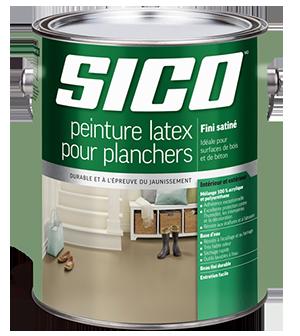 SICO – Latex pour plancher
